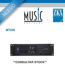 Potencia Nacional Zkx Mt250 - Bm Music Boulogne