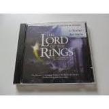 Cd-the Lord Of The Rings-o Senhor Dos Anéis-em Otimo Estado