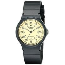 Casio Reloj Analógico Clásico Mq24-9b