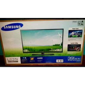 Televisor Plana Led Full Hd Samsung Sin Uso Excelente Estado