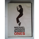 Michael Jackson Number One 100% Original Dvd