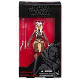 Star Wars Figuras Black Series 6 Pulg Ahsoka Tano Martoyz