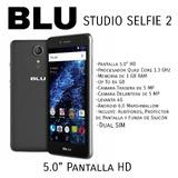 Teléfono Blu Studio Selfie 2 Dual Sim 1gb Ram 8gb H+ 5mp