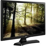 Monitor Tv Lg Led Backlights 19,5 Hd Divx Hdmi Usb 20mt49df