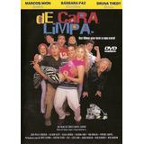 Dvd De Cara Limpa - Barbara Paz E Marcos Mion - Lacrado