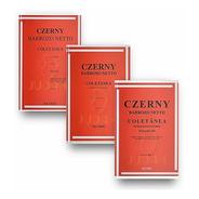 Kit - Czerny Coletânea Vols. 1, 2 E 3 - Comp-rb31-rb32-rb33