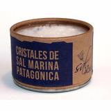 Sal De Aqui X70grs. - Cristales De Sal Marina - Chubut