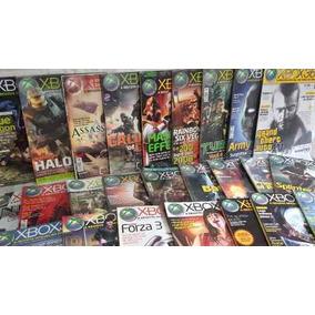 Lote 120 Revistas Xbox