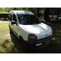 Renault Kangoo Expres Diesel 1.9 Vidriada Y Con Asientos