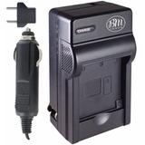 Cargador Bm Premiun Para Bateria Np-fv100, Np Fv70, Np Fv50