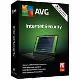 Avg Technologies Internet Security 2018, 2 Años Tecla [card