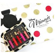 Disney Minnie - Kit Batom - Ature Cream Lip Stain Set