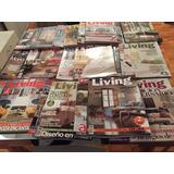 Revistas Living Completas (por Unidad)