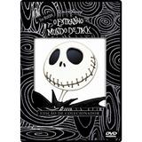 Dvd O Estranho Mundo De Jack - Edição Especial - 2 Discos
