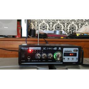Amplificador Potencia Wvngr Para Auto O Casa De 1000w