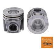 Pistão C/anel Iveco Daily 3.0 16v Euro V Diesel Após 2012