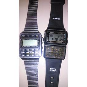 Reloj Calculador Científica Casio Cfx 40 Y Cfx 200