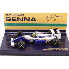Williams Fw16 1994 Gp Pacífico - Ayrton Senna - Escala 1:43