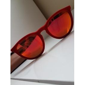 Ray Ban Erika Vermelho De Veludo Sol - Óculos no Mercado Livre Brasil 7ef69136ec