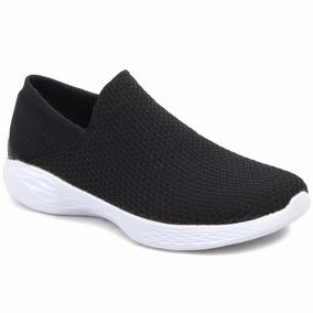 Zapatillas Skechers You Mujer Deportivas Caminata Yoga Sk