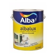 Esmalte Sintético Albalux G4 013 Cedro Brillante 4lt