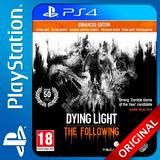 Dying Light The Following Enhanced Edition Ps4 Digital (cs)