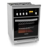 Cocina Morelli 60 600 Cristal Puerta Vidrio Digital Zona Sur