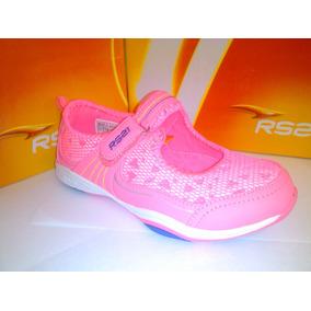 Zapatos Para Niña Rs21 Relay Open