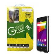Vidrio Templado Blu Advance 4.0 L2 Gorilla Glass 9h