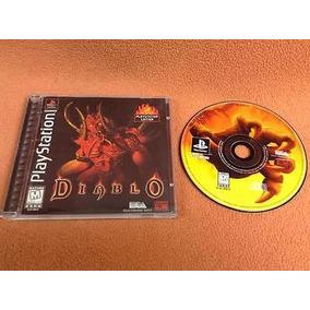 Diablo Original Para Ps1 Ps2 Ps3 Playstation