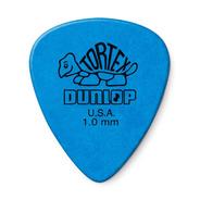 Púa Dunlop Tortex Standard 418r 1.0mm Blue Por Unidad