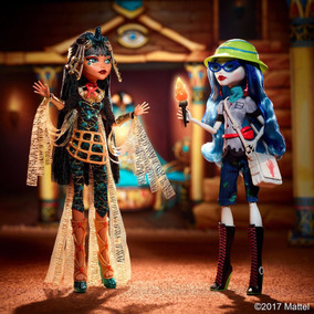 Monster High 2017 Sdcc Comic Con Cleo De Nile & Ghoulia Yelp