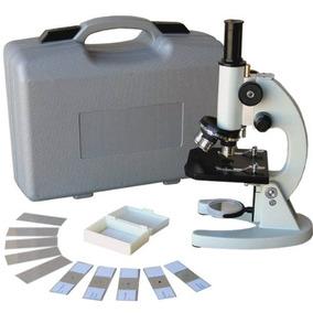 Amoscopio Microscopio Monocular Compuesto Para Estudiantes