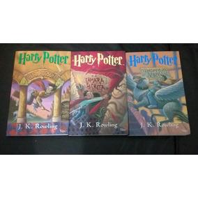 Harry Potter - 3 Primeiros Livros
