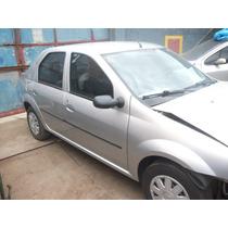 Renault Logan 1.6 8v ((((( Sucata )))))