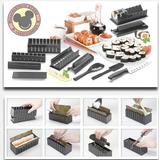 Sushi Maker Maquina De Sushi 5 En 1, 10 Piezas Grande