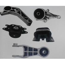 Kit 5 Coxim Motor + Cambio, Novo Corsa, Montana, Meriva,