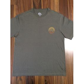 f8ee8e72049a2 Camisetas Quiksilver Slim Fit Dupla Costura, Ñ Quiksilver ...