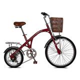 Bicicletas 2846195 - Bicicleta Crucera Paris Rin 24 Pulgadas