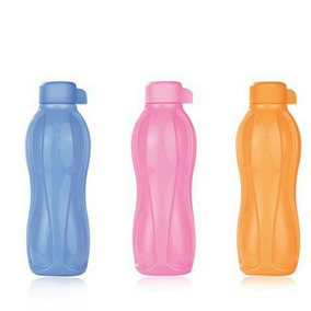 Botellas Eco Twist Tupperware Nuevos Colores! Shabby Chic !