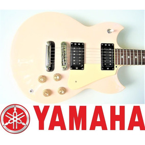 Guitarra Yamaha S G Japonesa Marfil Ppios Años 80 Santana