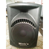 Corneta Amplificada Mivic