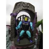 Skeletor Motu Set De Armas Custom Espada Baculo He-man