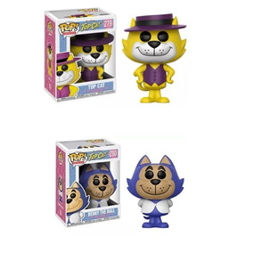 Funko Pop Top Cat Don Gato + Benito Bodoque (par)