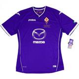 Camiseta Fiorentina Final Copa Italia 2014 Joma. Bairestore