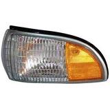 Tyc Chevrolet Lámpara Lateral De Repuesto Para Lámparas La
