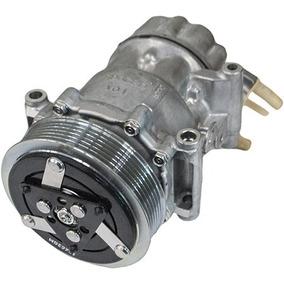 Compressor Ar Condicionado C4 Peugeot 206 Sanden 9678656080