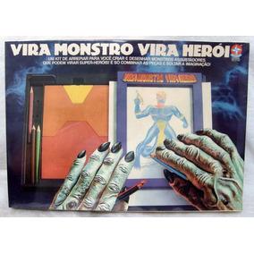 1987 Vira Monstro Vira Herói Estrela Lacrado!