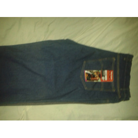 Pantalon Industrial Daly Jeans Talla 40