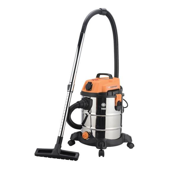 Aspiradora 1200w Polvo/agua 25litros Industrial